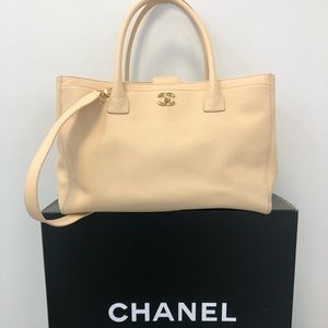 Chanel Cerf/Executive tote